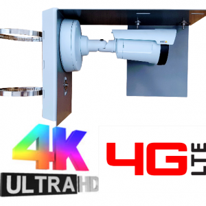 4K ultra hd outdoor time lapse camera